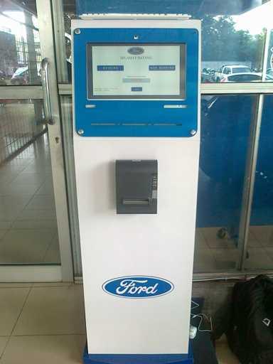 jual mesin antrian, Queue Management System,Kiosk